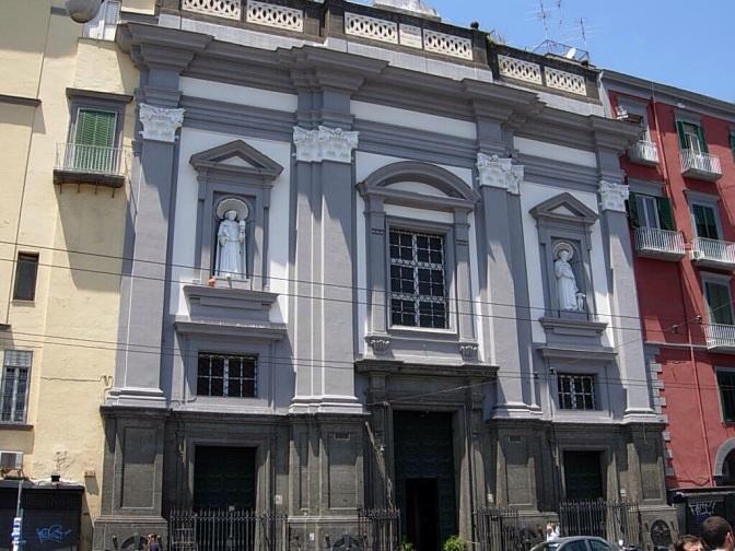 San Domenico Soriano a Napoli