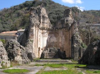 """Altare"""" Antica Chiesa di San Domenico"""