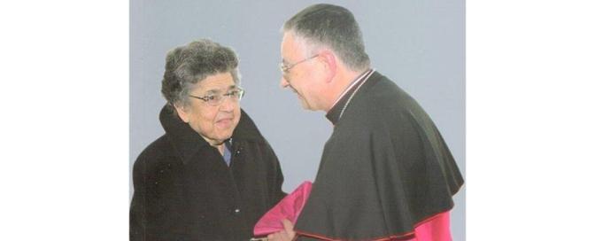 """Intervista a S.E.R. Mons. Luigi Renzo vescovo di Mileto /  """"Mamma Natuzza"""""""