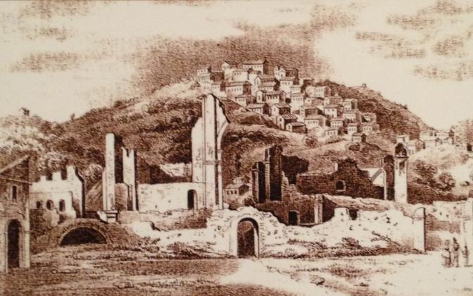 Soriano Calabro : La storia nei documenti d'archivio di Antonio Tripodi