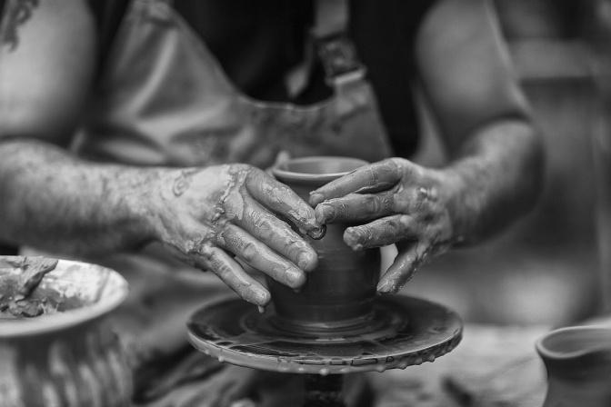 La ceramica e i vasai ( pignatari )