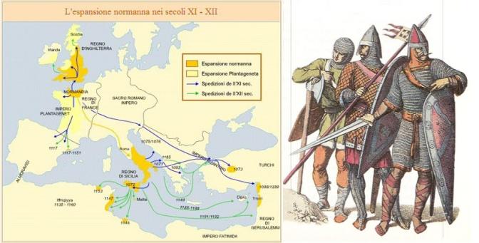 La città di Alto (Sorianello e Soriano Calabro) all'epoca dei normanni