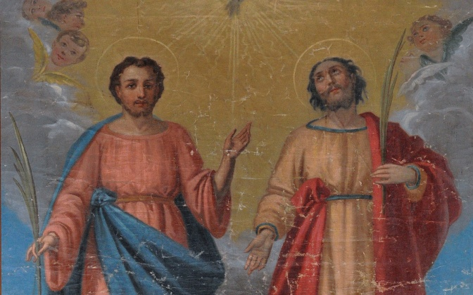 Soriano e il culto dei Santi Medici Cosma e Damiano
