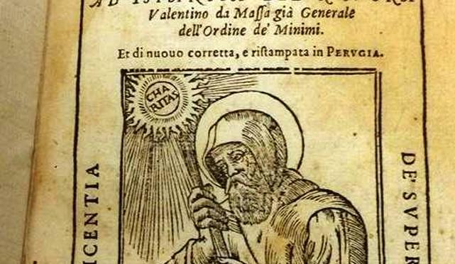 San Francesco di Paola, Soriano prepara una mostra per i 600 anni. Le reliquie saranno in città