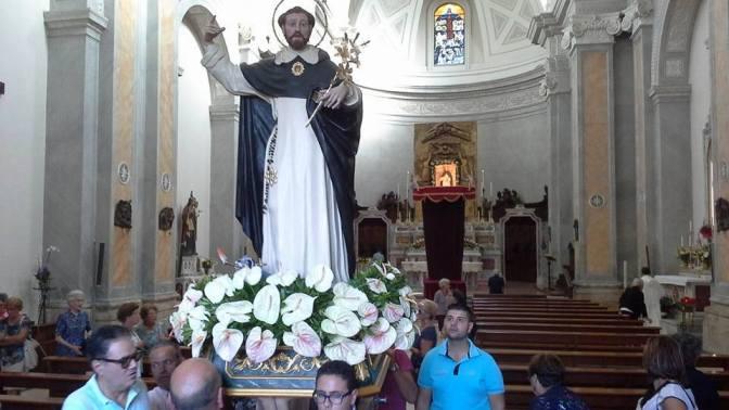 8 agosto  – San Domenico di Guzmán