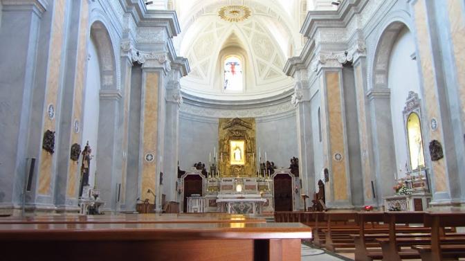 San Domenico in Soriano – 486° Anniversario della Calata del «Quadro»