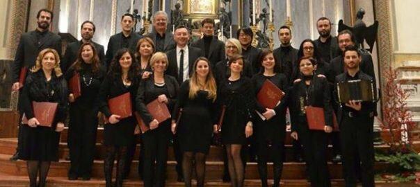 Soriano calabro – XVII Concerto di Natale del Coro Polifonico Dominicus.