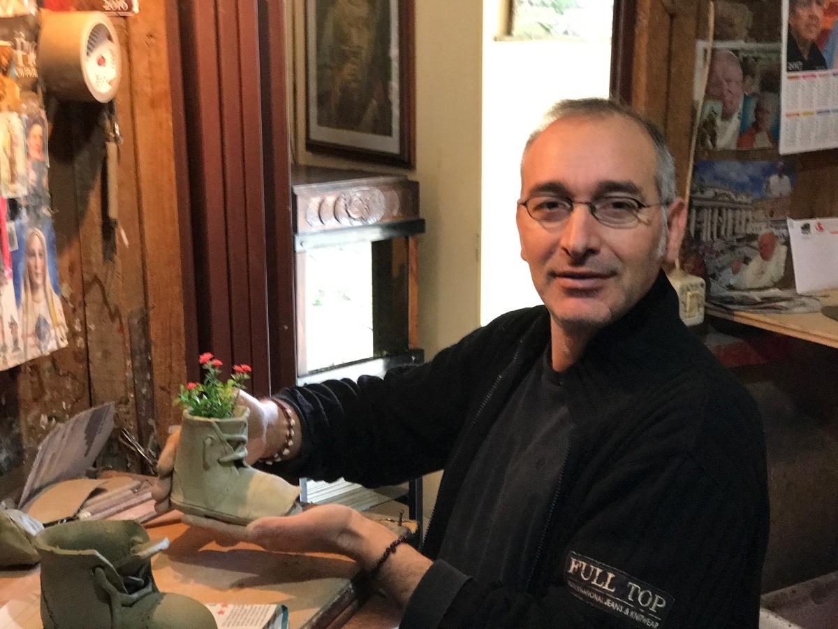 ARTIGIANI di Soriano Calabro - Schiavello Saverio Creazioni