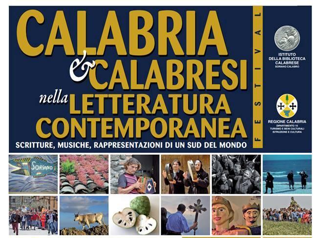 """Soriano Calabro: dal 23/12/2017 al 25/03/2018 """"Festival Calabria e Calabresi nella letteratura contemporanea"""""""