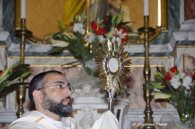 Padre Rosario Licciardello è il nuovo Rettore della  Basilica di S. Domenico in Soriano