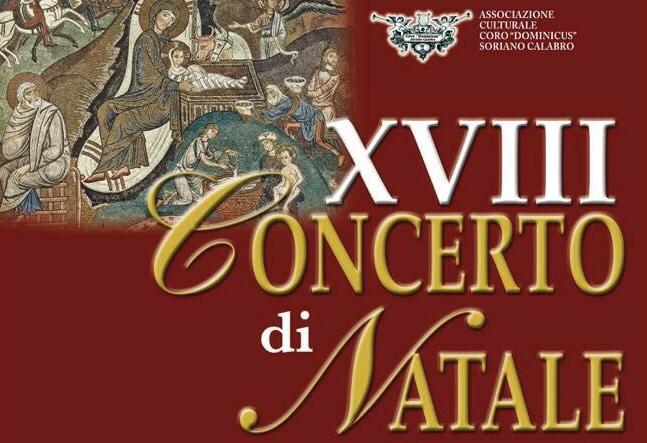 Soriano Calabro 27-12-2017 / XVIII Concerto di Natale del Coro Polifonico Dominicus.