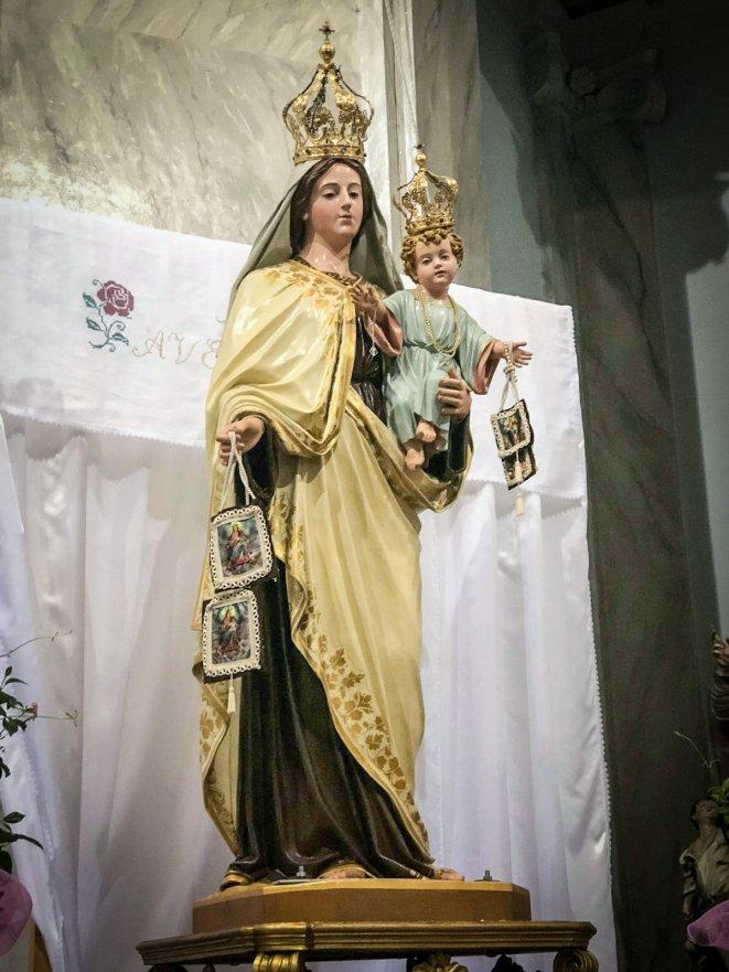 Maria SS del Monte Carmelo in Soriano Calabro (VV)